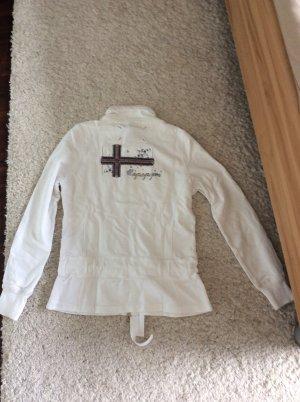 Napapirij Sweatshirtjacke mit Stickerrei zu verkaufen