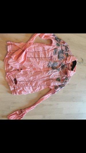 Napapijri Blusa Crash rosa chiaro-rosa