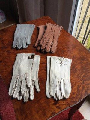 Nappaleder-Handschuhe, schmal