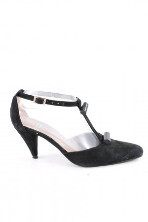 Natan Strapped pumps black business style