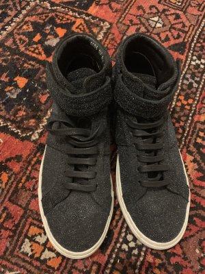 National Standard Glitzer Hightop Sneaker