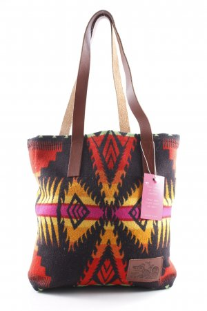Native Shopper Aztekenmuster Ethno-Look