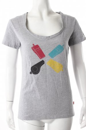 Native T-Shirt mit Print