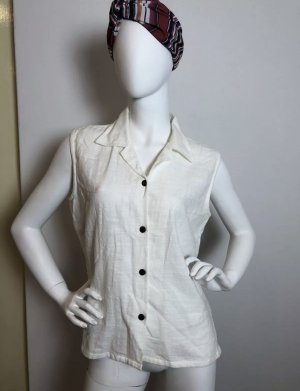 Blouse Top natural white