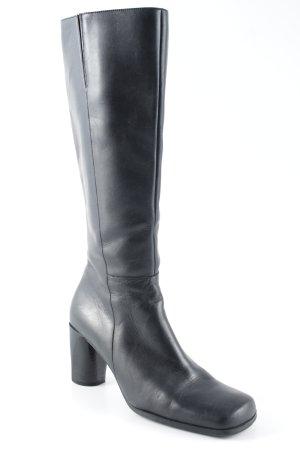 Naturalizer Absatz Stiefel schwarz Brit-Look