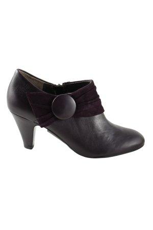 Naturalizer Korte laarzen zwart casual uitstraling