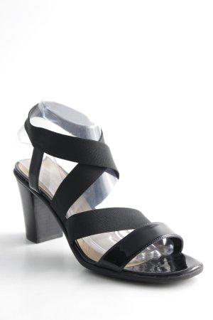 Naturalizer Riemchen-Sandaletten schwarz Elegant