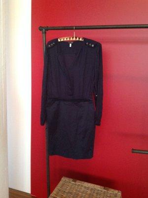Navy Blau Kleid von Armani Jeans, Grösse: S.