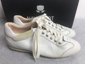 Navy Boot Sneaker beige Gr 37