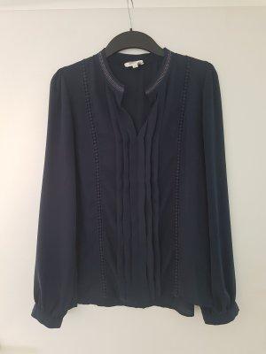 Camisa de mujer azul oscuro