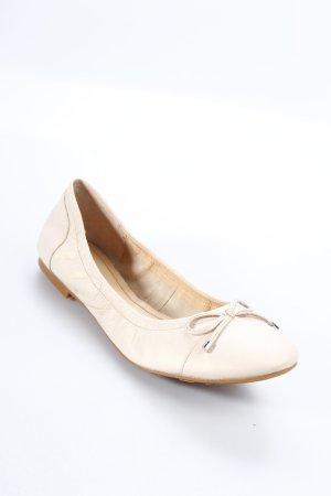 """Navyboot Ballerinas """"City Ballerina Leather"""" hellbeige"""