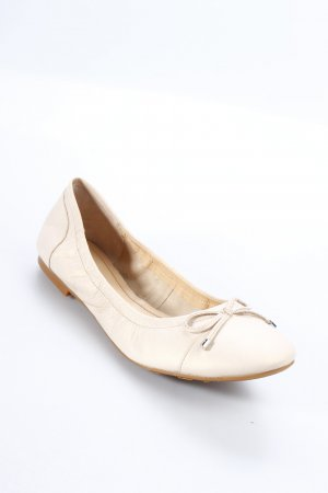 "Navyboot Ballerinas ""City Ballerina Leather"" hellbeige"