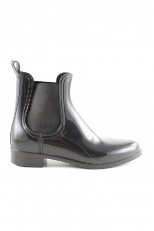 Navyboot Wellies black casual look