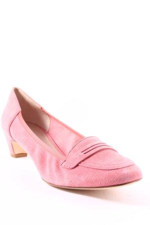 Navyboot Pumps rosa-lachs Elegant