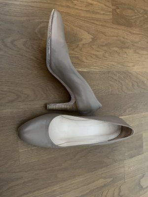 Navyboot Pumps taupe / hellbeige Gr. 36