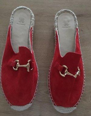 NavyBoot Schuhe, 36, Rot