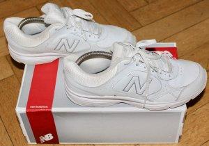 NB New Balance Sneaker weiß Gr. 39 Leder