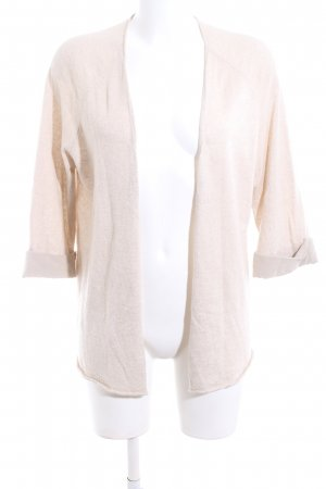 NC nice connections Cardigan wollweiß Casual-Look