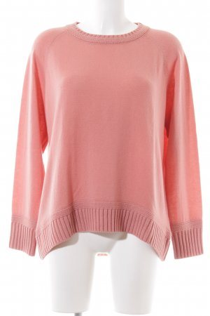 NC nice connections Rundhalspullover pink Casual-Look