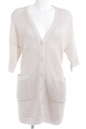 NC nice connections Strick Cardigan creme Casual-Look