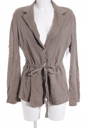 NC nice connections Strickjacke beige-graubraun Casual-Look