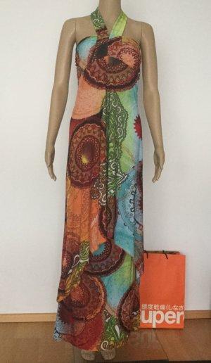 Anna Field Maxi abito multicolore Poliestere