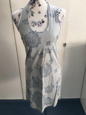 Vero Moda Vestido de cuello Halter azul pálido-gris pizarra