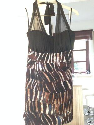 Neckholder-Kleid Größe 38