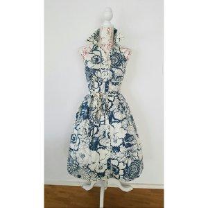 Neckholder Kleid 'marylin' im Stil der 50er Jahre gr 8 38 s/ M