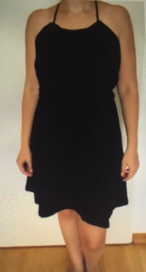 Zara Halter Dress black