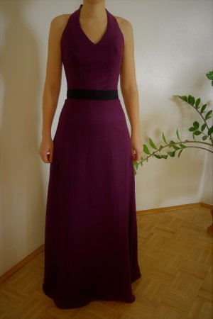 Halter Dress purple
