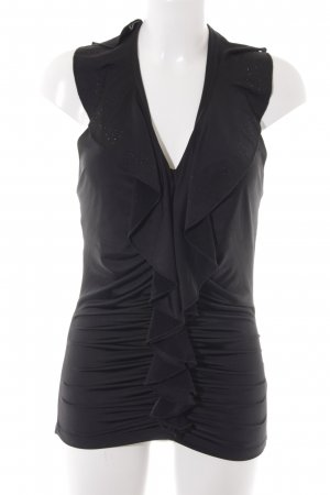 Halter Top black party style