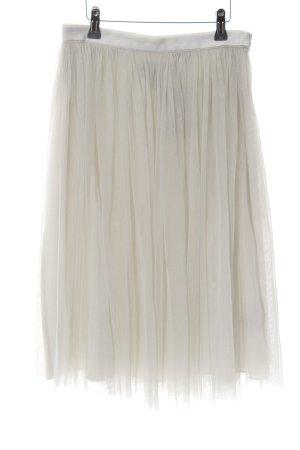 needle & thread Tulle Skirt natural white elegant