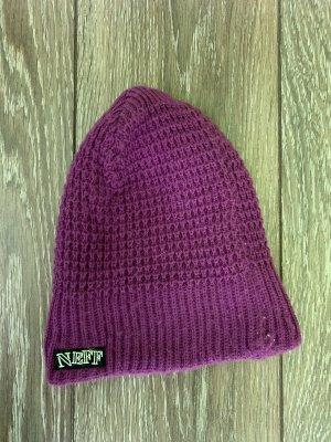 Neff Sombrero de punto lila-lila
