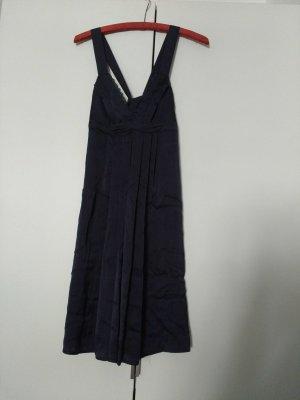 Negligé Kleid in Nachtblau