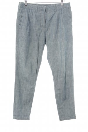 Neil Barrett Pantalone peg-top blu fiordaliso stile casual