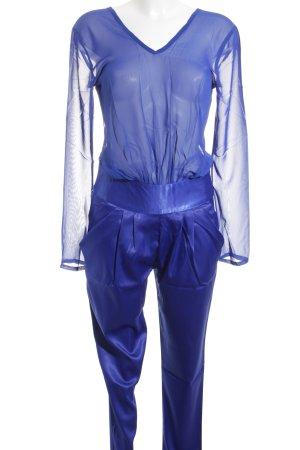 Nektaria Jumpsuit blau Elegant