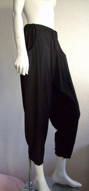 NELLY Johansson Hose Silk Size 2 Black New