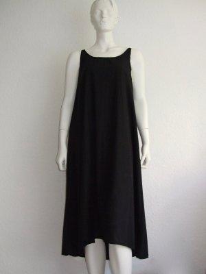 Nelly Johansson Kleid Dress Silk Black Size 1