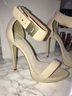 NLY High Heel Sandal cream