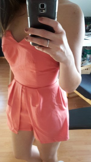 nelly Playsuit korall
