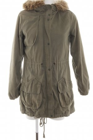NEO Label Parka khaki Casual-Look