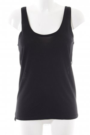 NEO Label Tank Top black athletic style