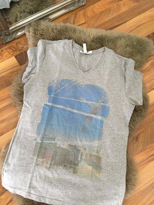 Adidas NEO Camiseta gris claro