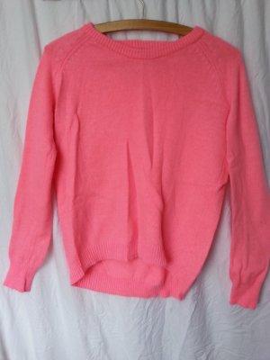 Neon/Barbie pinker Pullover