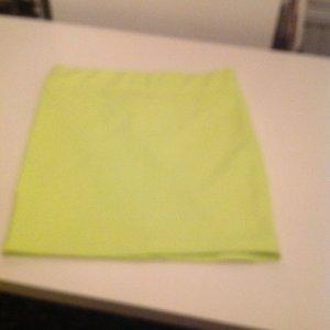 Neon grüner Shirt Mini NEU