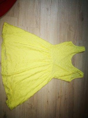 Neon Kleid