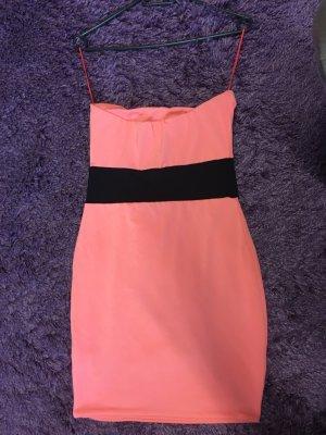 Neon-Mini-Kleidchen Gr. 36
