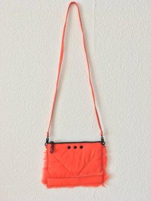 Neon Nylon Tasche 21 x 16 cm
