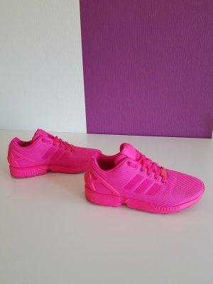 Neon Pinke Adidas Sneaker
